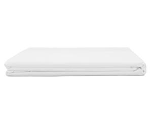 Hoeslaken Satijn TC270 +35cm Wit